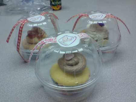Regular sized cupcakes $2.00